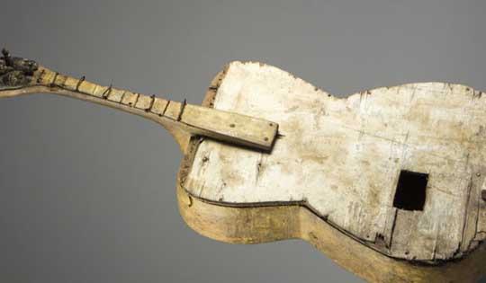 تاریخچه ساز گیتار