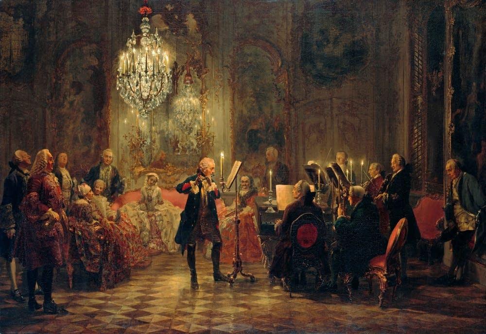 تاریخچه موسیقی کلاسیک