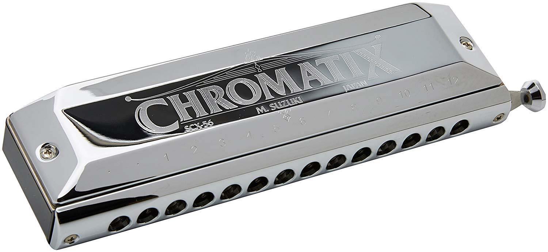 Suzuki-scx-56-harmonica-Chromatic