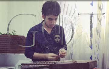 آهنگ بازی تاج و تخت با سنتور ایرانی