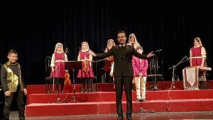 جشنواره نوای خرم آموزشگاه موسیقی شهرآوا