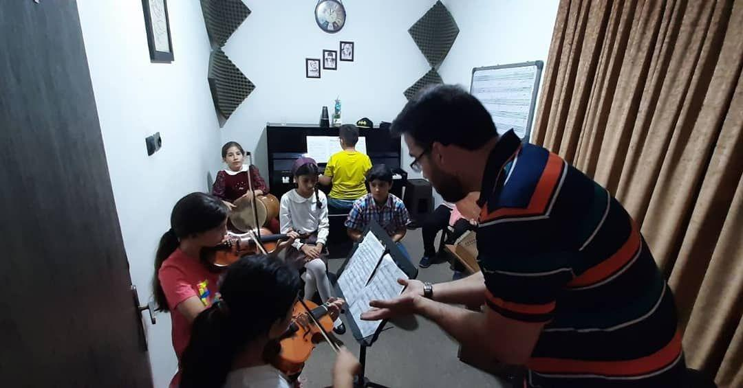 معلم موسیقی خوب