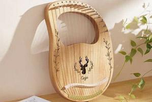 آموزش چنگ رومی آموزش لیرا آکادمی موسیقی شهرآوا (تخفیف خرید چنگ رومی