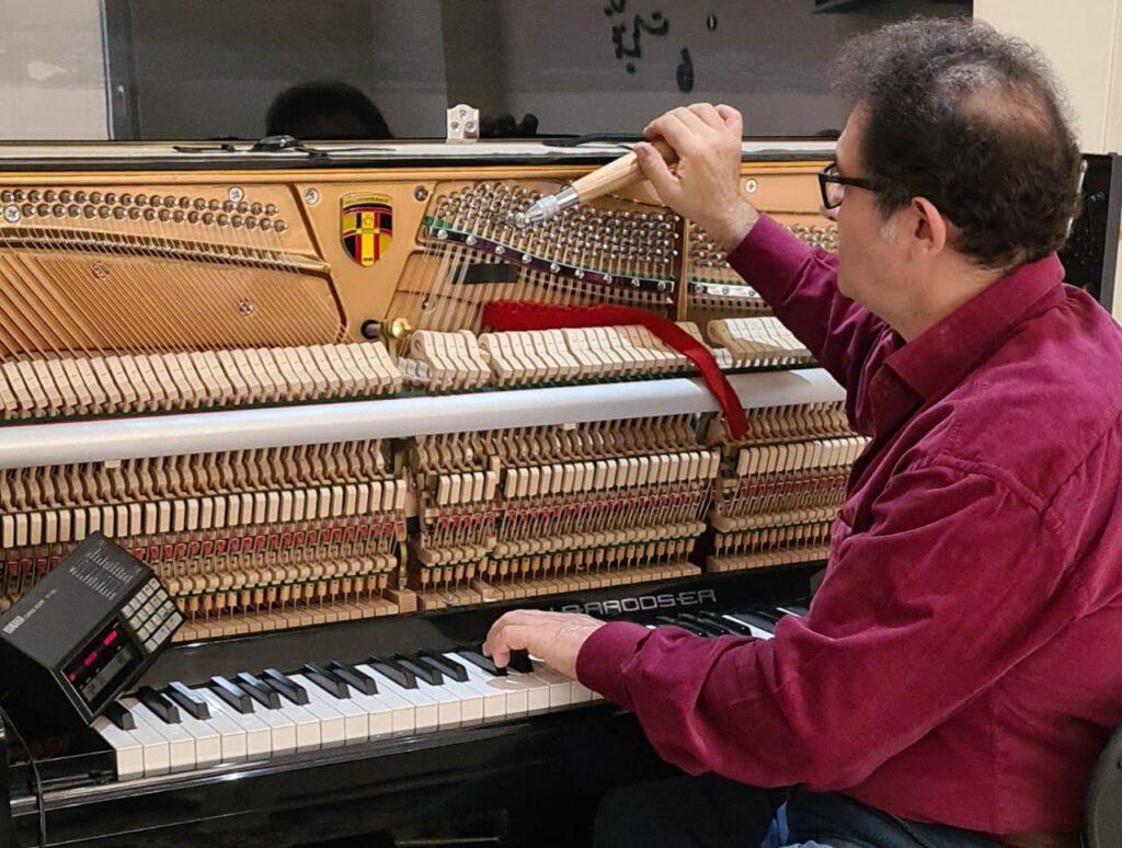تکنسین پیانو