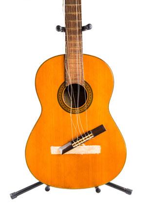 تعمیر بریج گیتار